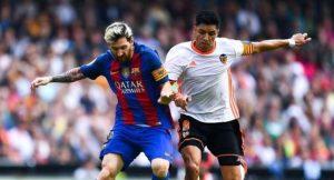 Валенсия — Барселона и еще два футбольных матча: экспресс дня на 8 февраля 2018