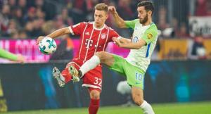 Вольфсбург — Бавария и еще два футбольных матча: экспресс дня...