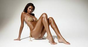 Мелисса Сатта — модель и супруга Кевина Боатенга