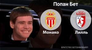 Прогноз и ставка на игру «Монако» — «Лилль» на 16 марта 2018
