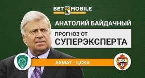 Прогноз и ставка на матч Ахмат — ЦСКА 11 марта