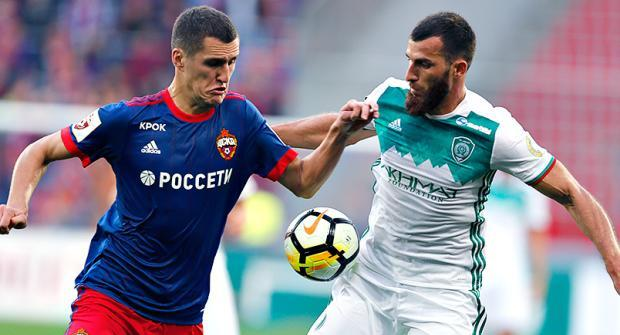 Прогноз и ставка на матч Ахмат – ЦСКА 11 марта 2018