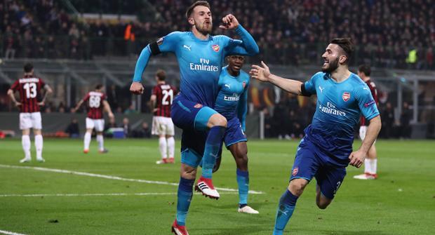 Прогноз и ставка на матч Арсенал – Милан 15 марта 2018
