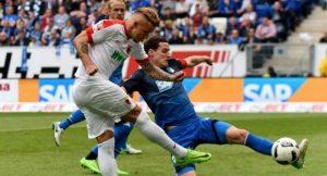 Прогноз и ставка на матч Аугсбург – Хоффенхайм 3 марта 2018