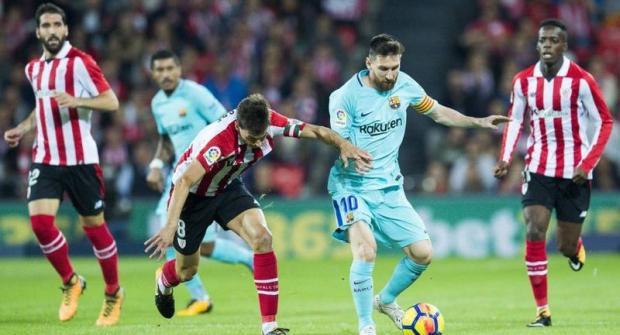 Барселона - Атлетик прогноз