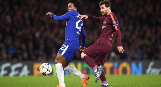 Барселона — Челси и еще два футбольных матча: экспресс дня на 14 марта 2018