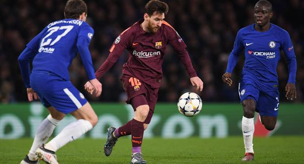 Прогноз и ставка на матч Барселона – Челси 14 марта 2018