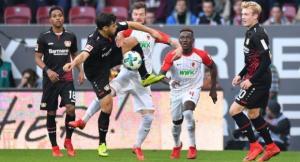 Прогноз и ставка на матч Байер — Аугсбург 31 марта 2018
