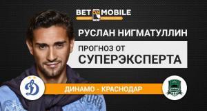 Прогноз и ставка на матч «Динамо» — «Краснодар» 11 марта 2018