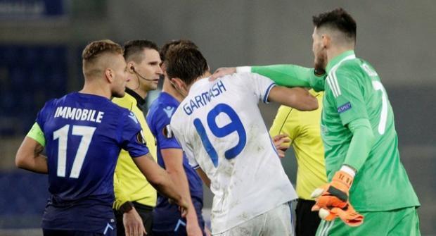 Прогноз и ставка на матч Динамо Киев - Лацио 15 марта 2018