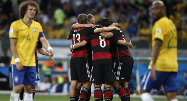 Германия — Бразилия и еще два футбольных матча: экспресс дня на 27 марта 2018