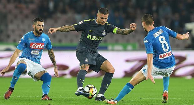Прогноз и ставка на матч Интер - Наполи 11 марта 2018