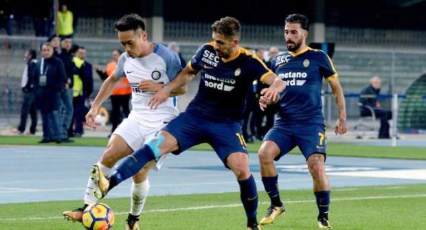 Прогноз и ставка на матч Интер – Верона 31 марта 2018