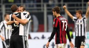 Ювентус — Милан и еще два футбольных матча: экспресс дня на 31 марта 2018