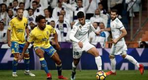 Прогноз и ставка на матч Лас-Пальмас – Реал Мадрид 31 марта 2018