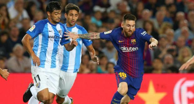 Прогноз и ставка на матч Малага – Барселона 10 марта 2018