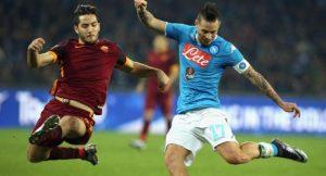Прогноз и ставка на матч Наполи – Рома 3 марта 2018