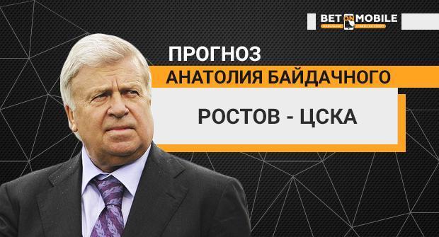 Прогноз на матч «Ростов» — ЦСКА 1 апреля