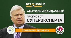 Прогноз и ставка на матч Словения — Беларусь 27 марта 2018