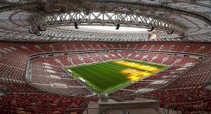 Стадионы ЧМ-2018