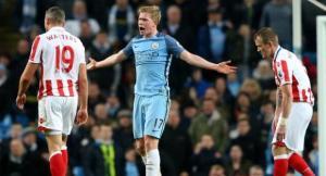 Прогноз и ставка на матч Сток Сити – Манчестер Сити 12 марта 2018
