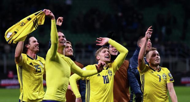 Прогноз и ставка на матч Швеция – Чили 24 марта 2018