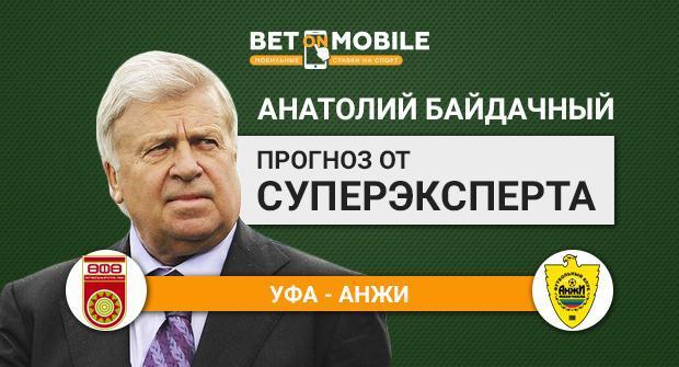 Прогноз и ставка на матч Уфа — Анжи 10 марта