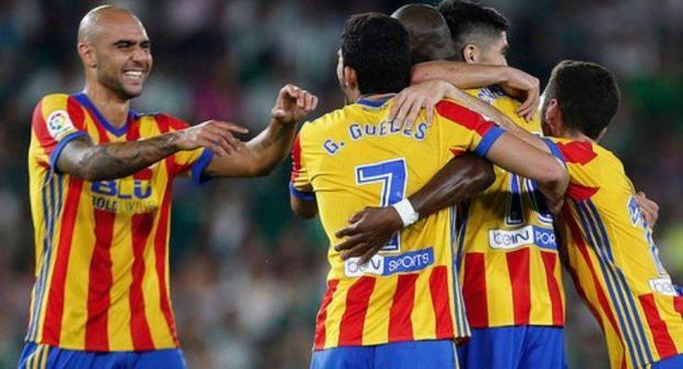 Прогноз и ставка на матч Валенсия – Реал Бетис 4 марта 2018