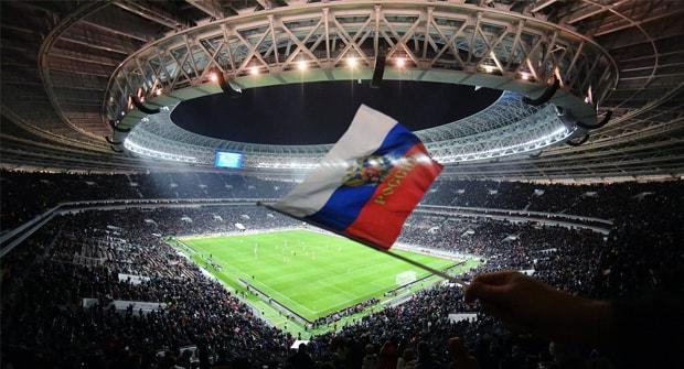 К старту чемпионата мира готовы стадионы, болельщики и букмекеры
