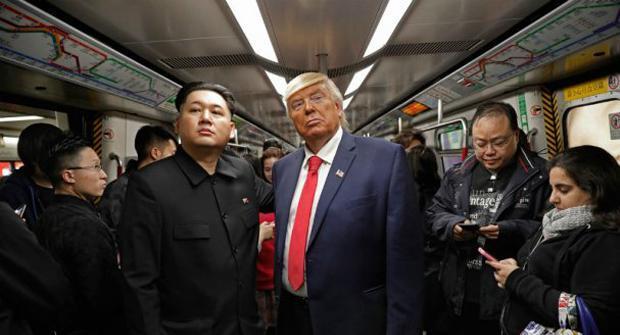 Открыты ставки на место встречи Трампа и Ким Чен Ына