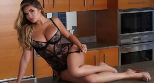 Анастасия Квитко — российская модель