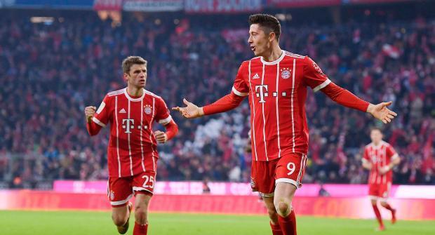 Прогноз и ставка на матч Бавария – Айнтрахт 28 апреля 2018
