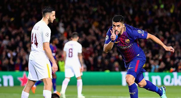 прогноз Рома - Барселона