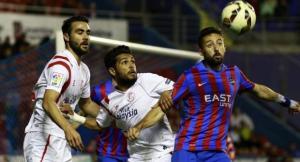 Прогноз и ставка на матч Леванте — Севилья 27 апреля 2018