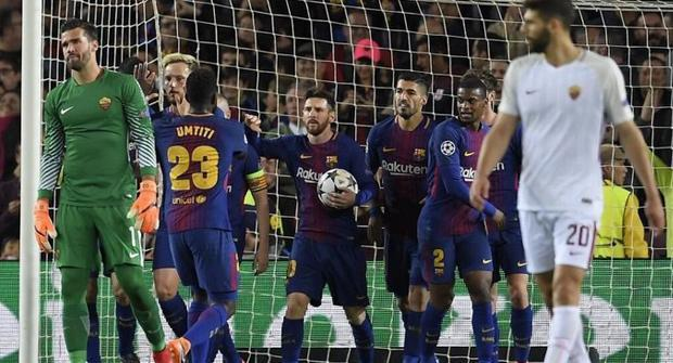 Прогноз и ставка на матч Рома – Барселона 10 апреля 2018