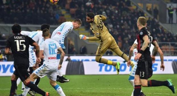 Прогноз и ставка на матч Милан – Наполи 15 апреля 2018