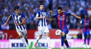 Прогноз и ставка на матч Депортиво – Барселона 29 апреля 2018
