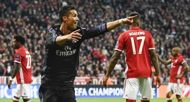 Реал — Бавария и два теннисных матча: экспресс дня на 1 мая 2018