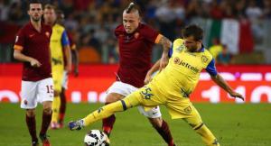 Прогноз и ставка на матч Рома — Кьево 28 апреля 2018