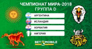 Превью Группы D (Аргентина, Хорватия, Исландия, Нигерия) на ЧМ-2018