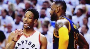 Прогноз и ставка на игру Торонто Рэпторс – Кливленд Кавальерс 2 мая 2018