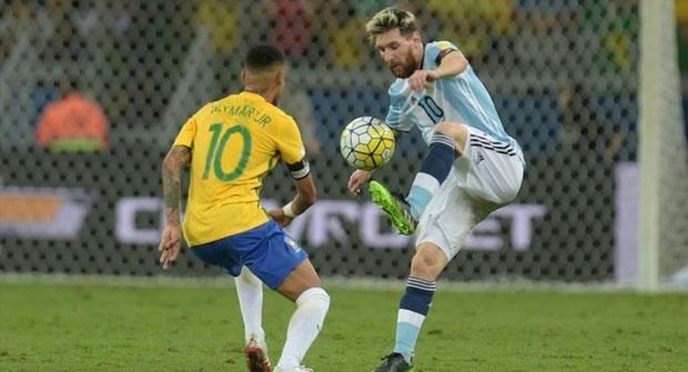 Букмекеры определились с фаворитами ЧМ-2018 от Южной Америки