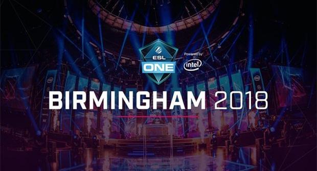 ESL One Birmingham 2018. Обзор и ставки на первый британский «мейджор»
