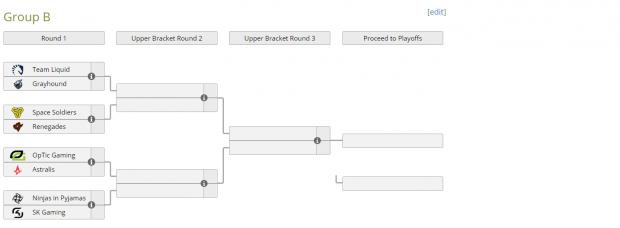 ESL Pro League Season 7 группа б
