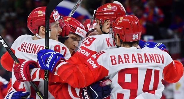 Прогноз и ставка на матч Россия – Словакия 14 мая 2018
