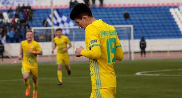 Прогноз и ставка на матч Астана – Жетысу 27 мая 2018