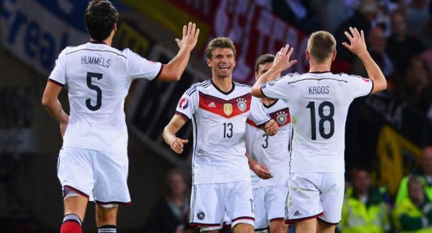 Прогноз и ставка на матч Австрия – Германия 2 июня 2018