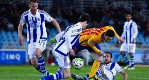 Прогноз и ставка на матч Барселона – Реал Сосьедад 20 мая 2018