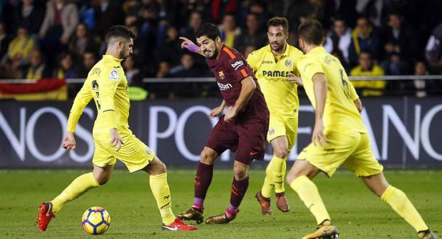 Прогноз и ставка на матч Барселона – Вильярреал 9 мая 2018
