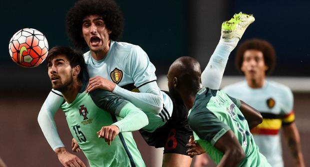 Прогноз и ставка на матч Бельгия - Португалия 2 июня 2018
